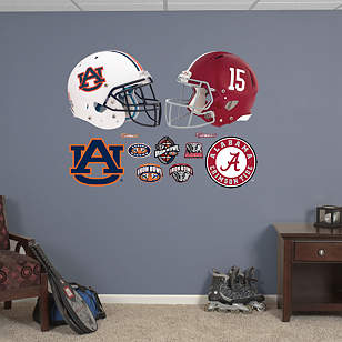 Alabama - Auburn Rivalry Pack